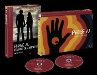 Actu DVD : « Phase IV » de Saul Bass en coffret Ultra Collector Blu-Ray Disc + DVD + Livre de 200 pages. Disponible le 17 juin 2020.