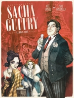La vie de Guitry en BD